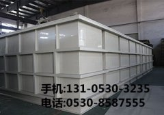 pp水箱正负压段的描述及材料厚度的决定因素